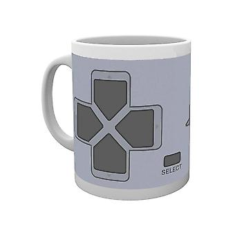PlayStation, Mug - Full Control