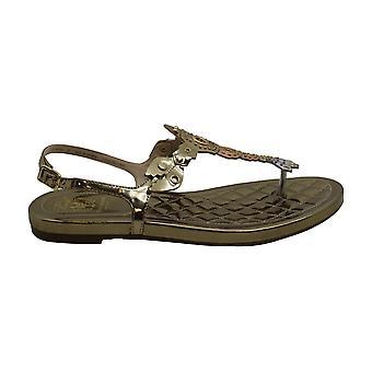 Cole Haan naisten hyppysellinen hummeri avoin kärki rento nilkka hihna sandaalit