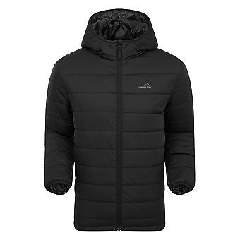 Freedom Trail Men's Blisco Insulated Jacket Zwart