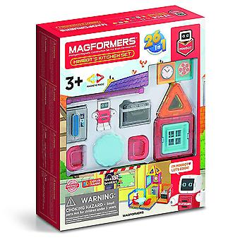 Magformers Minibots Kitchen