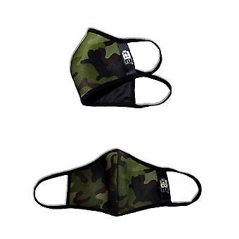 GB stoer mondkapje Camouflage