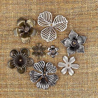 Finnabair Vintage Mechnicals Blommor