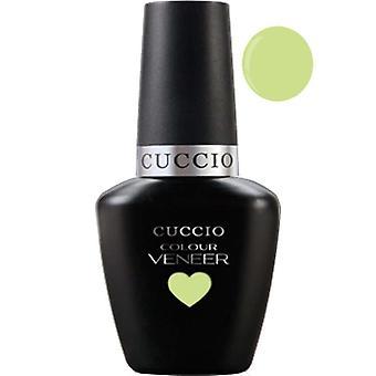 Cuccio Soak Off LED /UV Color Gel Polish - In The Key Of Lime 13ML (6103-LED)