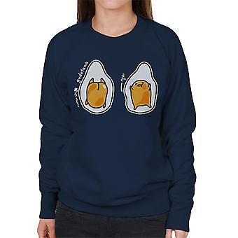 Gudetama Faldende Kvinder&Apos;s Sweatshirt