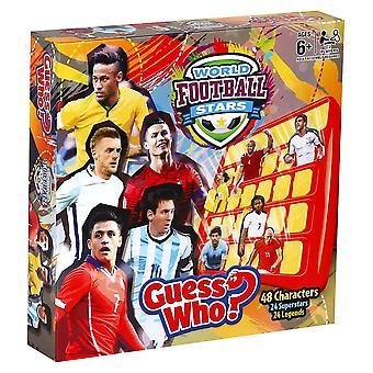 World Football Stars Guess Who