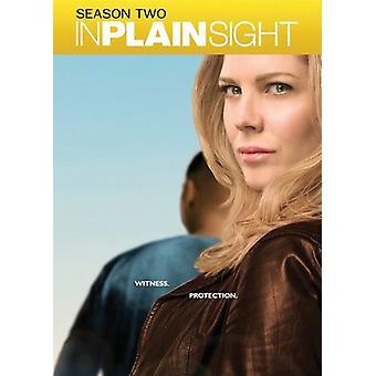 In Plain Sight: Staffel 2 [3 DVDs] [DVD] USA Import