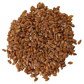 Frontier Natural Products, Organic Whole Flax Seed, 16 oz (453 g)