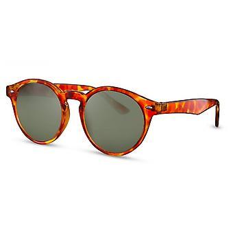 النظارات الشمسية المرأة بانتو اللهب / الأخضر (CWI544)
