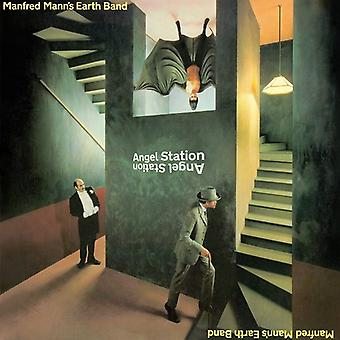 Manfred Mann's Earth Band - Angel Station [Vinyl] USA import