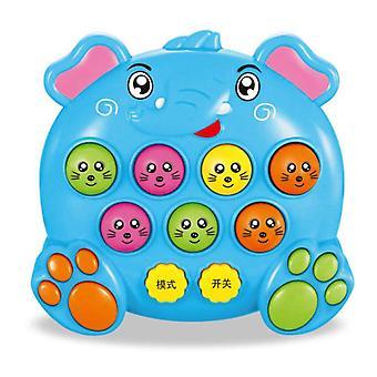 Musical Play Notas Hit Hamster Juego, Juegos Bebé / Niños Creador de Ruido