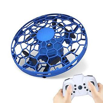 Mini Aircraft Remote Control Intelligent Collision Induction Four-axis Uav Gesture Sensing Children Interactive Electric Toy