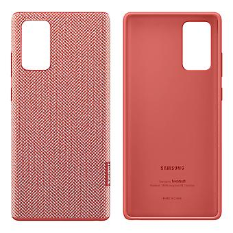 Eco-friendly cover for Samsung Galaxy Note 20 - Red