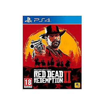 Red Dead Redemption 2-PS4 Παιχνίδι