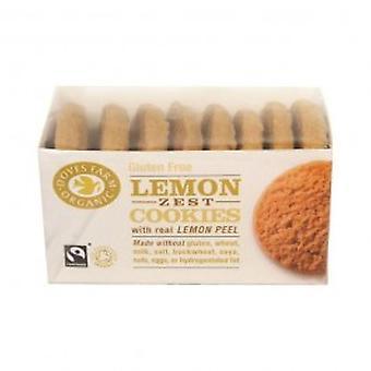 Doves Farm - Organic Lemon Cookie Wheat/Gluten Free