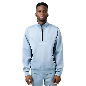 Marshall Artist Cadence Track Top - Grey Quarry