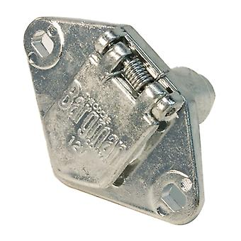 Cequent 54-60-001 (12) 6 Way Connector - Car End