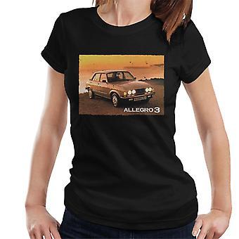 Austin Allegro 3 British Motor Heritage Women's Camiseta