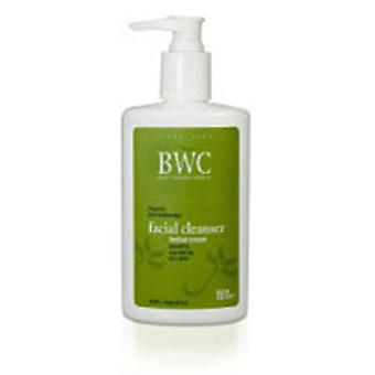 Beauty Without Cruelty Herbal Cream Facial Cleanser, 8.5 Oz