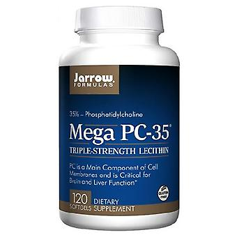 Jarrow Formulas Mega PC-35, 120 Softgels
