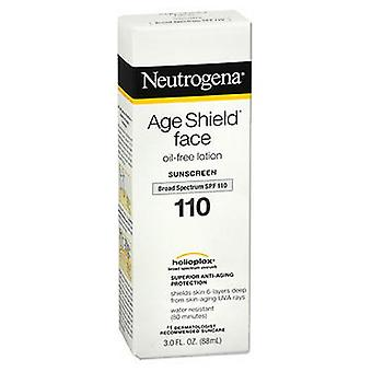 Neutrogena Age Shield Face Sunblock Lotion Spf 110, 3 oz