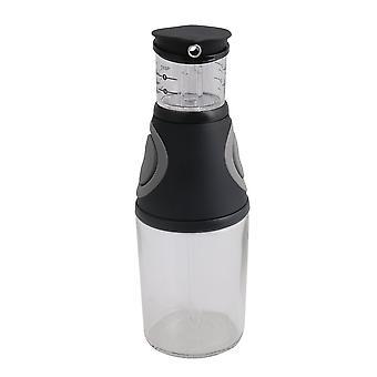 Čierny olej Postrekovač olivový sprej dávkovače fľaša kvapkanie-free výtok 250ml