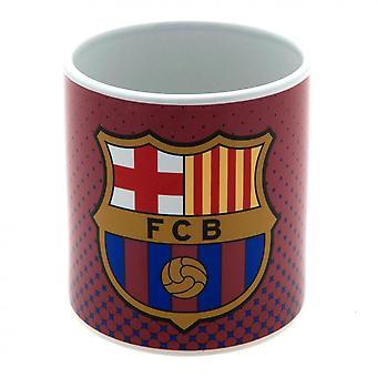 Барселона кружка