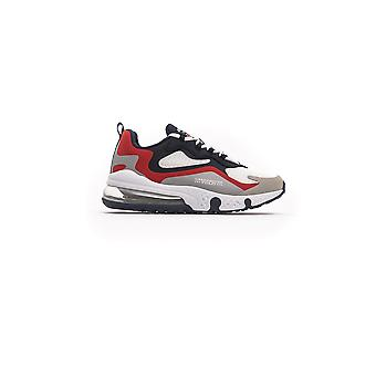 Greenhouse Polo Red Grey Air Sole Sneakers