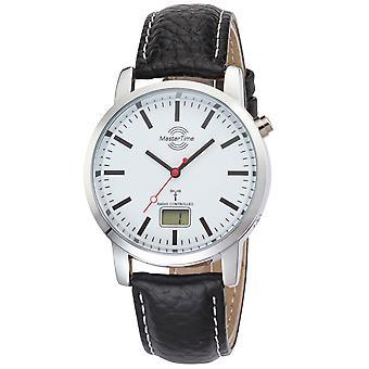 Mens Watch Master Time MTGA-10592-20L, Quartz, 41mm, 3ATM