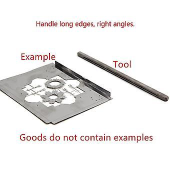 3d الألغاز المعدنية أدوات الجمعية نيبر مقص، طويل كماشة الأنف Tweezers