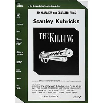 The Killing Movie Poster Print (27 x 40)