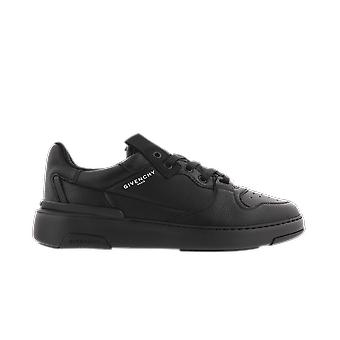 Givenchy Wing Sneaker Low Black BH002KH0LY001 shoe