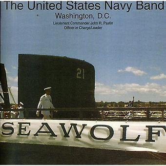 Us Navy Band - Seawolf [CD] USA import