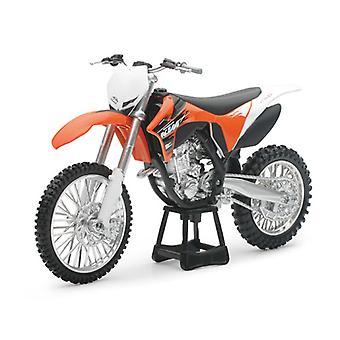 New Ray 44093 1/12 KTM 350 SX-F 2011 Die-Cast ATV Toy (Orange)