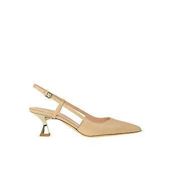 Ninalilou Ezgl449004 Women's Beige Suede Sandals