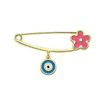 Jahoda Gold Baby Pin