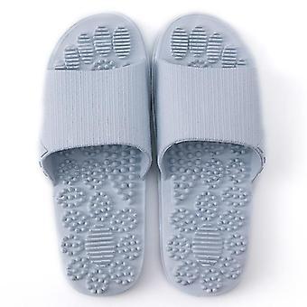 Summer Non-slip Unisex Solid Soft Bottom Couple Slippers Sandals
