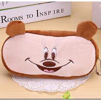 Kolikkopussi, Pehmo käsilaukku, Ranne lompakko Naisten pussi, Comfortble Soft, Suosittu