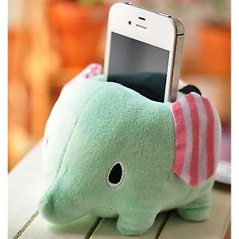 Support elephant phone stand