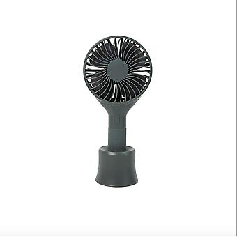 Usb Handheld Small Fan Portable Mini Electric Fan Student Dormitorii Mute Charging
