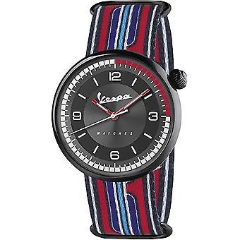 Vespa watch irreverent va-ir01-bk-03bk-ct
