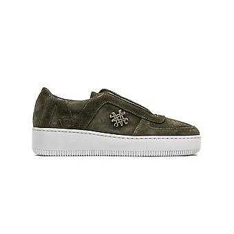 Military Green Sneakers Mr. Italy Women's