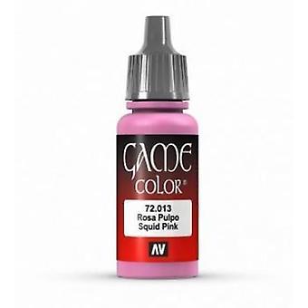Vallejo Game Color 17ml Peinture acrylique 13 Squid rose