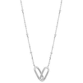 Ania Haie Woman Sterling Silver Pendant Necklace N021-01H