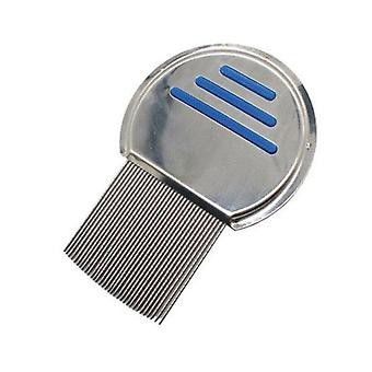 Stainless Steel Head Lice Nits Removal Comb