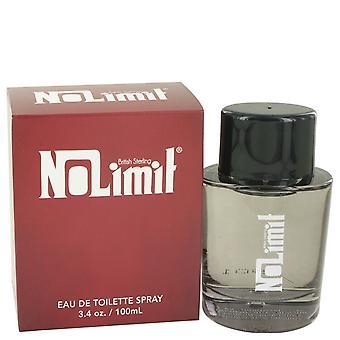 No Limit door Dana Eau de Toilette Spray 3,4 oz/100 ml (mannen)