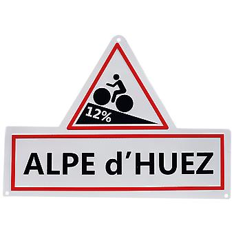 Alpe d'Huez Replica Road Sign