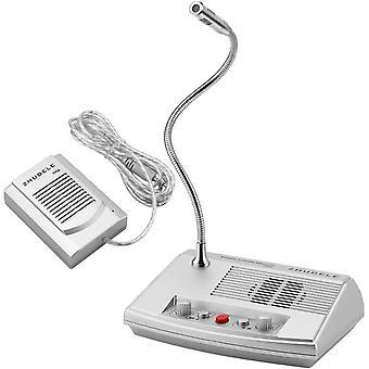 Dual Way Speaker Interphone Audio Record Anti-interferentie Window Intercom