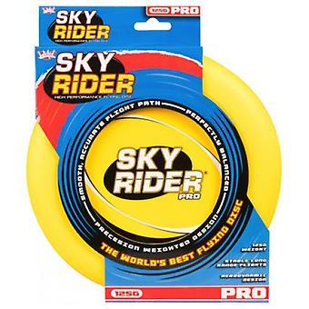 Frisbee Sky Rider Sport 28 Cm Geel