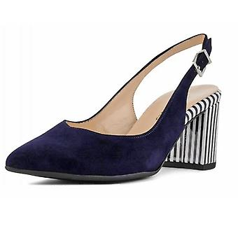 Peter Kaiser Nexy Sling-back Notte Suede