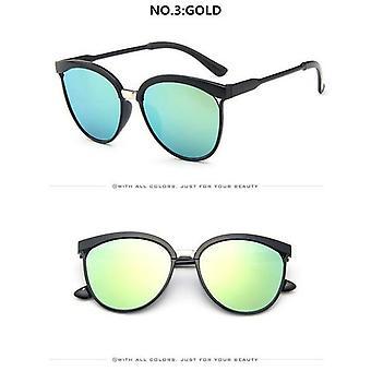 Cat Eye Brand Designer Sunglasses Women Luxury Plastic Sunglasses